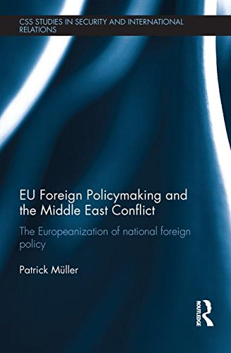 EU Foreign Policymaking and the Middle East Conflict: The Europeanization of national foreign policy (CSS Studies in Sec