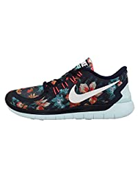 NIKE FREE 5.0 PHOTOSYNTH DRK OBSDN/WHITE-TL 724516-401
