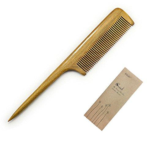 eqlefr-beard-holzkamm-nicht-statisch-grun-sandelholz-handgefertigten-kamm-schnurrbartkamm-holz-21cm