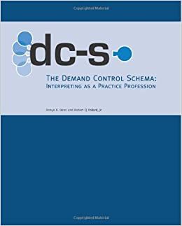 The Demand Control Schema: Interpreting as a Practice Profession 1st