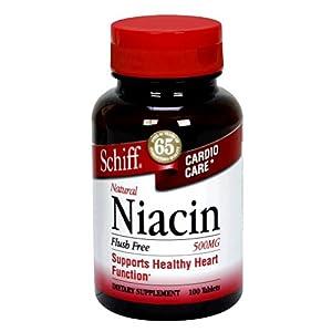 Schiff/Bio Foods Niacin