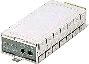 TOA シングルワイヤレスチューナーユニット WTU-1710