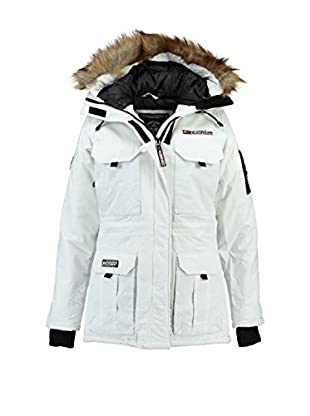 Geographical Norway Chaqueta Aristochat (Blanco)