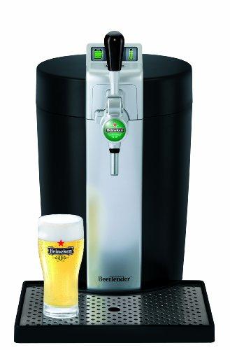 Krups C75 BeerTender Home Beer-Tap System with Heineken DraughtKeg Technology (Heineken Keg compare prices)