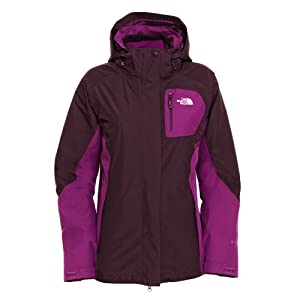 The North Face Women's Atlas Triclimate Jacket 2013 - a perfect 3-in-1 shell, Colour: Bar Purple/Prem Purple (YF4), Size: S