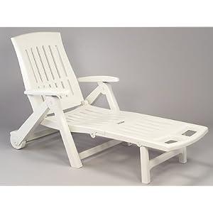 Meubles jardin remise meuble chaise longue de jardin for Chaise longue pvc jardin
