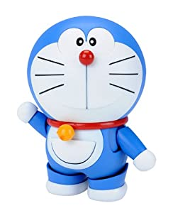 Bandai Tamashii Nations Robot Spirits Doraemon Action Figure