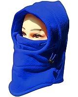Top Seller Newest and Functional 6 in 1 Neck Warm Helmet Winter Face Hat Fleece Hood Ski Mask Equipment