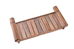 Beeja's Bamboo Handle Tray