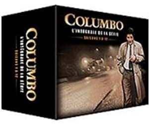 Columbo: L'intégrale des 12 saisons - Coffret 37 DVD [Import belge]