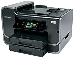 Lexmark Platinum Pro905 Business Class Wireless Multifunction Inkjet Printer with Web-Enabled Touchscreen
