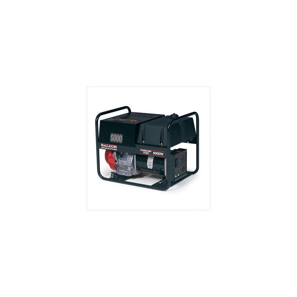 Baldor Generator Generator 5000W 270CC Honda #PC50H
