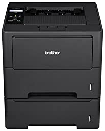 Brother Printer HL6180DWT Wireless Monochrome Printer, Amazon Dash Replenishment Enabled