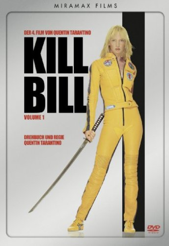 Kill Bill: Volume 1 (Steelbook)
