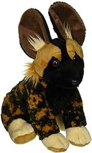 """Wild Republic Wild Republic 12"""" Cuddlekins African Wild Dog"""