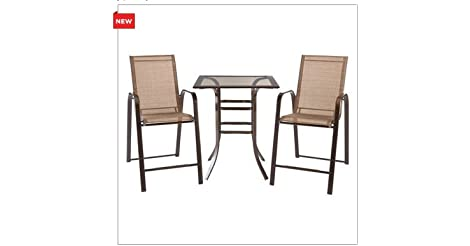 Best Outdoor Oasis Newberry Piece Counter Height Set from JCPenney for