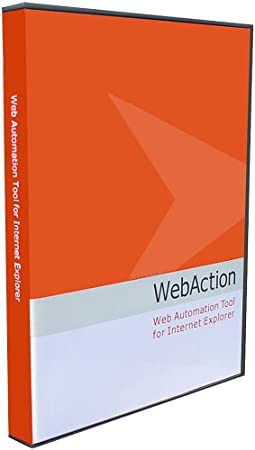 WebAction: Web Automation Tool