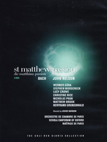 Buy St. Matthew Passion From amazon