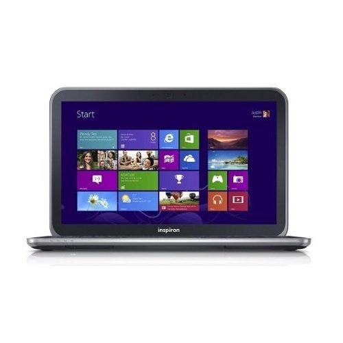 "Dell 15.6"" Inspiron Laptop 6Gb 500Gb + 32Gb Ssd - I15Zt-4802Slv"