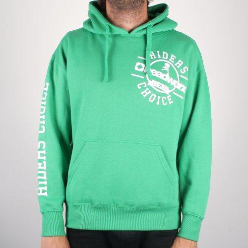 Headworx GRADUATE Men's Hoodie - Green - Small