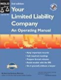 Your Limited Liability Company: An Operating Manual (0873378458) by Anthony Mancuso