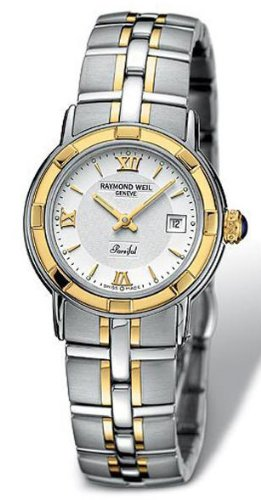 Raymond Weil Parsifal Two-Tone Womens Watch - 9440-STG-00307