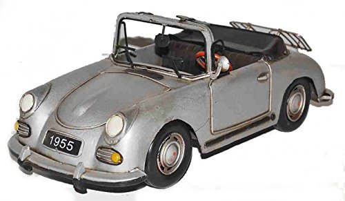 Model Car Porsche Speedster 356 - Retro Tin Model