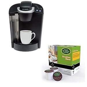 Keurig Coffee Maker Green : Amazon.com: Keurig Elite B40 Brewer plus Keurig 15508 K-Cup Mini-Brewers Green Mountain ...