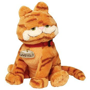 TY Beanie Baby - GARFIELD the Cat ( Garfield Movie Beanie ) - 1