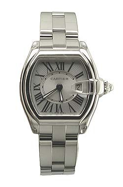 Cartier Women's W62016V3 Roadster Stainless Steel Watch