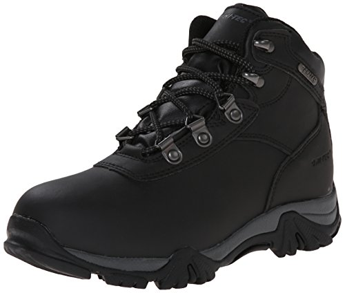 Hi-Tec Kid's Altitude V Waterproof Junior Hiking Boot, Black