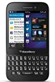 Blackberry Q5 (Black 黒 ブラック) RFS121LW SIMフリー 海外携帯
