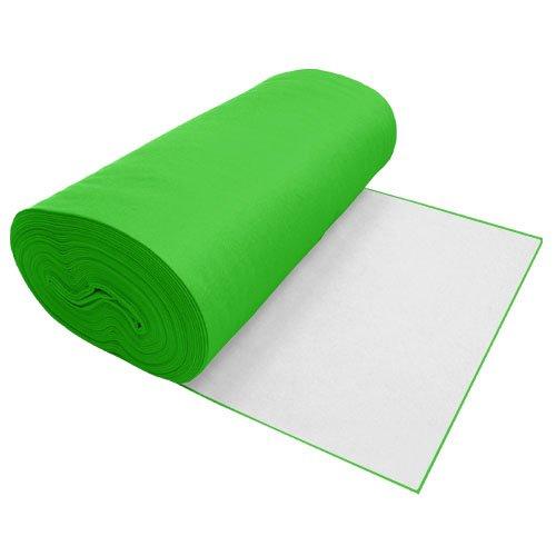 Viscose Felt Apple Green 36 Inches Wide X 2 Yard Long