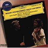 モーツァルト : ヴァイオリン協奏曲 第3番 ト長調 K.216