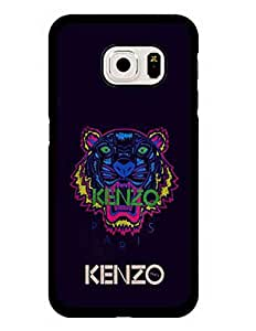 Samsung Galaxy S6 Edge Coque Case KENZO Brand Logo Durable Cute Phone Case Cover PpnnOlalab