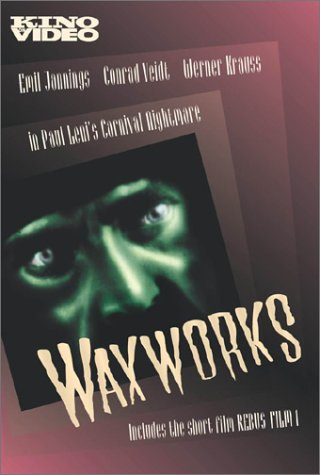 Waxworks [DVD] [2024] [Region 1] [US Import] [NTSC]