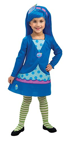 - Blueberry Muffin Toddler / Child Costume Blue Small (4/6) Strawberry