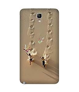 Kite Flying Samsung Galaxy Note 3 Neo Case