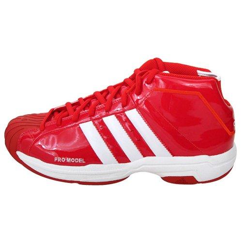 9c76ce7d80c adidas pro model  Check Out ADIDAS Pro Model 2G Mens SZ 19 Uni.Red R ...