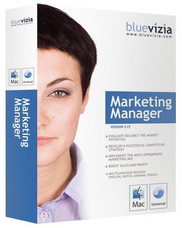 Bluevizia: Marketing Manager (Mac)