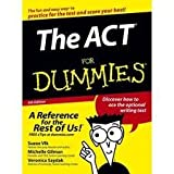 img - for The ACT for Dummies 4th (Forth) Edition book / textbook / text book