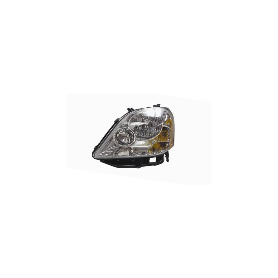 Ford Five Hundred Driver Side Replacement Headlight