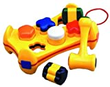 Tolo Toys Shape Sorter Play Bench