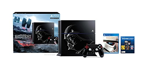 PlayStation 4 500GB Limited Edition Star Wars Battlefront Console
