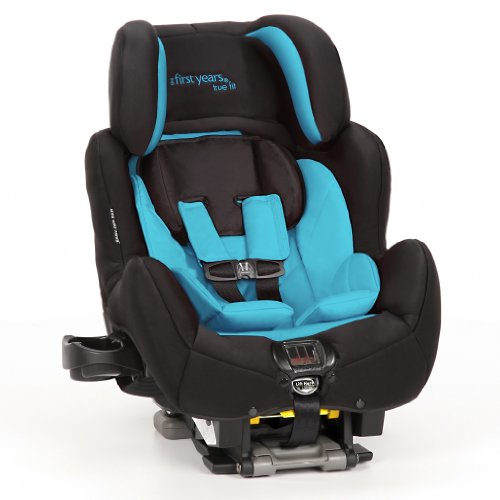 The First Years True Fit Si C680 Car Seat, Pop Of Teal