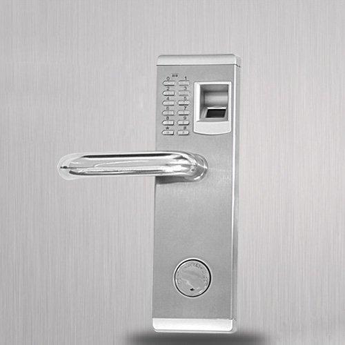Lightinthebox Touch Premium Biometric Fingerprint and Password Door Lock with Deadbolt for Left Hand Door (Wifi Door Handle compare prices)