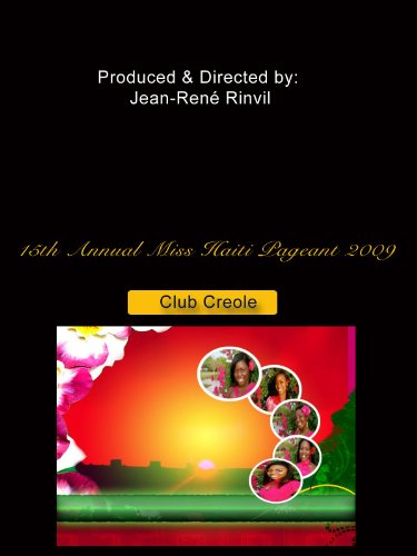 15th Annual Miss Haiti Pageant 2009