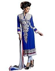 Vibes Designer Pure Georgette Dress Materials V180-11003