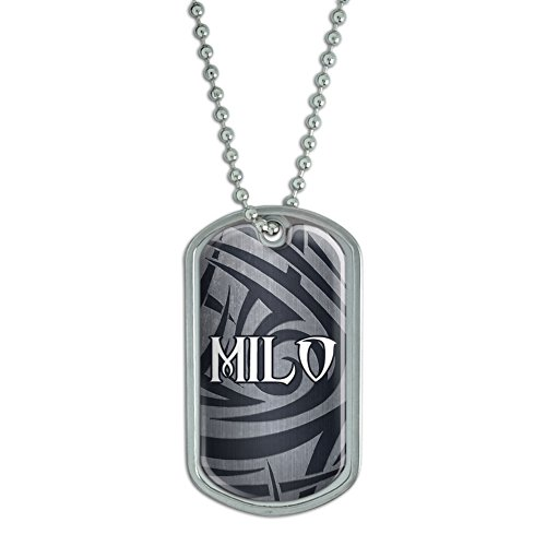 dog-tag-pendant-necklace-chain-names-male-mi-my-milo