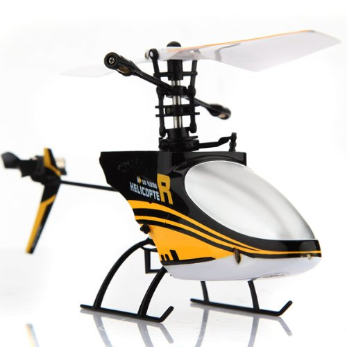 XIEDA 9958 2.4Ghz 4CH 4-Channel Mini Metal RC Helicopter Radio Control Heli RTF